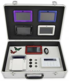 KUFR PARADOX EVO prezentační kufřík s EVO a klávesnicemi