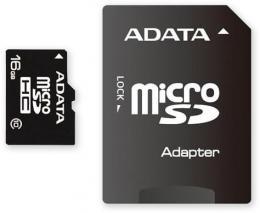 microSD 16GB paměťová karta do kamer