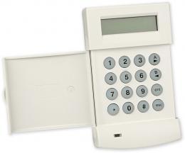 MK7PROX EM LCD klávesnice se čtečkou EM