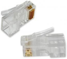 MP-011 C5E konektor, 8P8C, na lanko, C5E