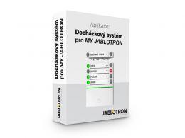 MyJabloD50 docházkový systém, licence pro 50 uživ.