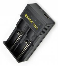 Nabíječ baterií X2A USB nabíječ baterií X2A USB
