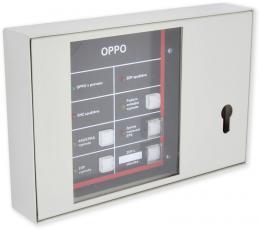 OPPO datové obslužný panel požární ochrany