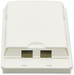 ORB-002 2xSC optická zásuvka, pro 2 spojky SC/LC/E2000