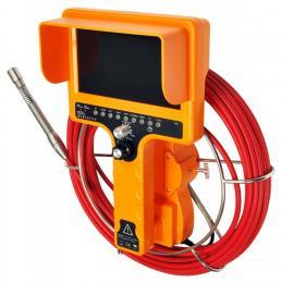 Pipe Cam 20 Verso 17mm MC soft potrubní inspekční kamera