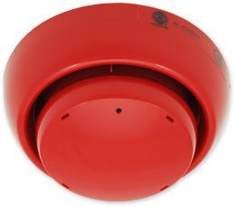 PL 3300 SE - červená plochá siréna s izolátorem
