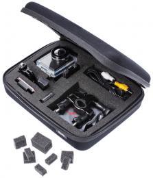 POV ochranný kufřík - extra malý černý