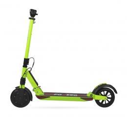 Powero City Green - zelená Elektrokoloběžka zelená