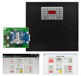 PS-BOX-13V2A7Ah+ETHERNET zálohovaný zdroj v boxu + ethernet