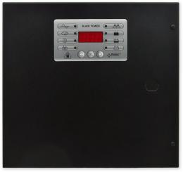 PS-BOX-13V2A7Ah+LCD zálohovaný zdroj v boxu s detekcí poruch