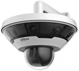 PSD8802-A180 - 5 mm 4 x 2Mpix+ PTZ 2Mpix, 180°, 37x zoom, IVS, tracking