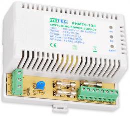 PS-DIN-13V5A18Ah pomocný zdroj