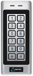 RAK4-EM čtečka karet s klávesnicí - OUTDOOR METAL
