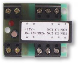 RELE-BOARD RB2 přídavný RELÉ modul 2 vstupy/výstupy