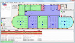 SECURITY VIEW vizualizační SW + PRT3 + GNOME232