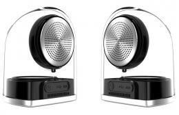 Stereo Master Transparent bluetooth outdoorový reproduktor