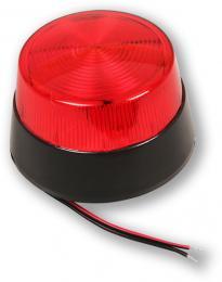 STROBEGARD - červená stroboskop