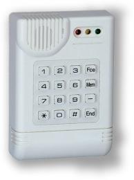 TD 110 hlasový a digitální komunikátor