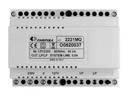2221MQ linkový napájecí zdroj pro DUO systém