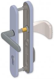 Trubička ochrana vnějšího čtyřhranu