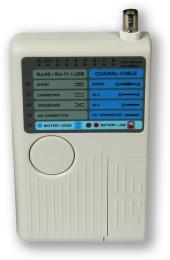 TS-008 TESTER kabelových rozvodů LED