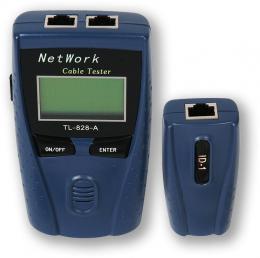 TS-828 LCD TESTER kabelových rozvodů LCD