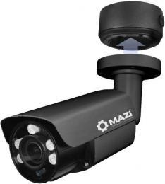 TWN-23SMVRB - 2,8 - 12 mm venkovní kompaktní AHD/TVI/CVI/CVBS kamera 2 Mpx,f2.8-12m,IR 45m,černá