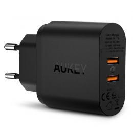 USB 2 port quick Charger PA-T16 nabíječka USB
