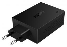 USB 3 port Charger PA-Y4 2xUSB 1x TypeC
