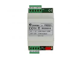 VM2521 modulátor pro 2 analog. kamery DUO sys.