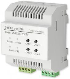 VT-2CAM+2CCTV modul pro připojení kamer