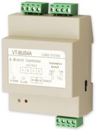 VT-BUS4A rozbočovač sběrnice