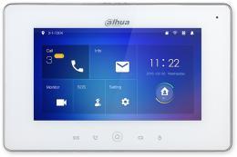 "VTH5221DW-S2 WIFI 7"" SIP monitor, slot na micro SD kartu"
