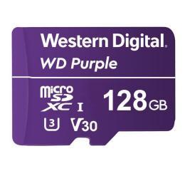 WDD064G1P0A paměťová karta MicroSDXC 64GB, WD Purple