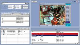 Axxon Intellect auto kamera freeflow RZ vozů v systému Axxon Intellect