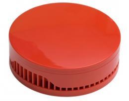 SF 100 RSND - červená plochá siréna