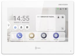 "DS-KH9310-WTE1 IP videotelefon 7"", LAN, WiFi, Android, bílý"