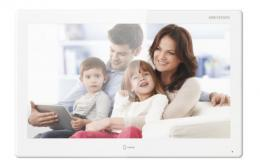 "DS-KH9510-WTE1 IP videotelefon 10"", LAN, WiFi, Android, bílý"