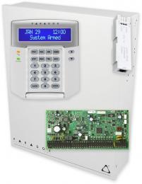 EVOHD + BOX VT-80 + IP150+ + K641+