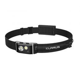 HR1 Pro Black nabíjecí čelovka CREE LED