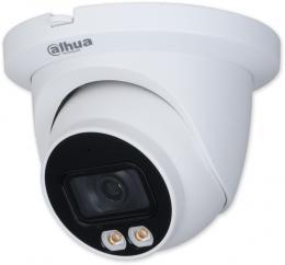 IPC-HDW3249TM-AS-LED - 2,8 mm 2Mpix Starlight full color, bílé LED 30m, WDR, MIC, perimetr