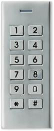 KM1-mini kódová klávesnice OUTDOOR METAL
