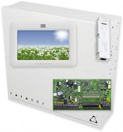 SP7000 + BOX S-40 + IP150+ + TM50
